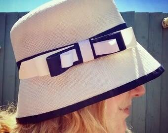 Handmade Cloche Hat