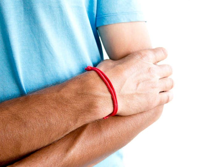 Travel Bracelet, Travel Jewelry, Travel Friendship Bracelets For Him, For Her. Gift Set For Lovers - Mens Bracelet