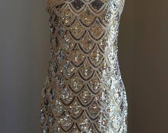 Art Deco Inspired Dress