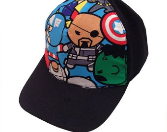 Avengers Ball Cap/Toddler Size