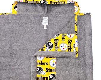 Steelers Hooded Towel