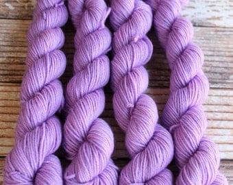 That's My Jam - Mini Skein 20g - Hand Dyed Yarn - 75/25 Superwash Merino/Nylon