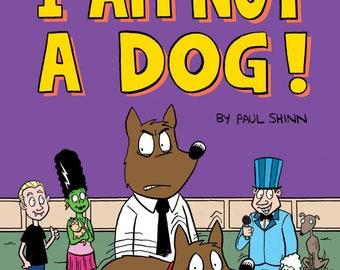 I Am Not A Dog! comic