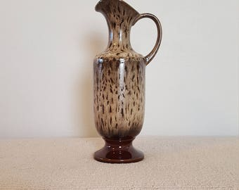 "Vintage 12"" Tall Royal Haeger USA Pitcher Ewer Vase"