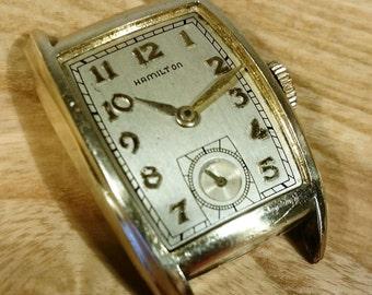 Vintage - Hamilton U.S.A. 980 Watch Movement