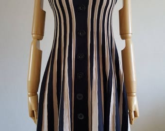 All about stripe Dress