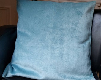 Blue Velvet 40 x 40 cm Cushion cover