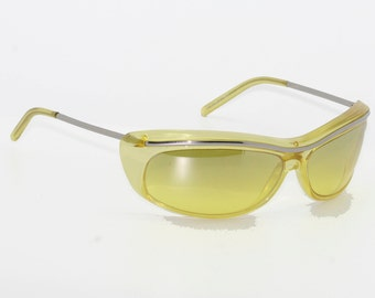 Gianfranco Ferre sunglasses yellow