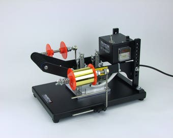 UK - Hot Foil Stamping Machine for Leather Work