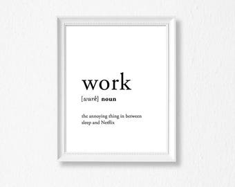 Cubicle decor etsy for Motivational quotes for office cubicle