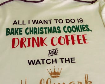 Hallmark Channel Style Holiday T-Shirt, Tee, Shirt