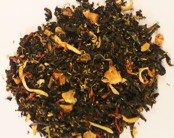Jabari Peach Passion - Black Tea Blend