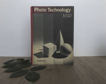 Vintage Photography, Photography Book, Photo Technology, 70's Photography, Coffee Table Book, Photo Book, Photography Guide, Camera History