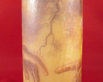 Creation of Adam Decorated Candle