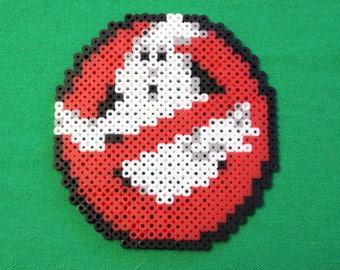 Ghostbuster's Logo - Mini Perler Beads