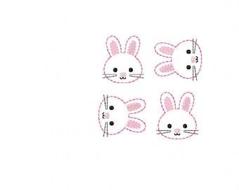 Bunny Feltie