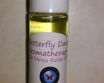 De Stress Aromatherapy Roller