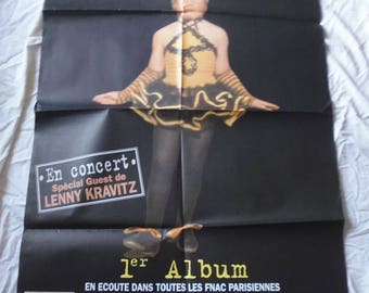 vtg poster original Blind melon 1st album