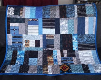 Got the Blues Baby Quilt