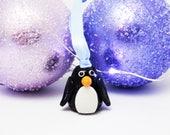 Penguin Tree Decoration, Christmas Decoration, Christmas Ornament, Penguin Ornament, Penguin Decor, Hanging Penguin Ornament