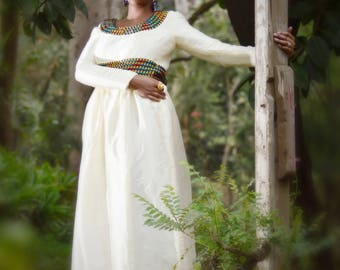 Ethiopian dress | Etsy