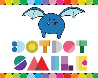 Dot Dot Smile Business Cards*Punch Cards*Marketing Items*