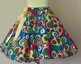 Gumballs Rockabilly girls skirt.