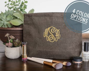 Personalized Graduation Gift for Her, Custom Graduate Gifts,Custom Make Up Bags,Monogrammed Makeup Bags,Best Makeup Bag for Purses 530273307