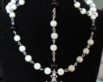 Handmade Catholic Rosary