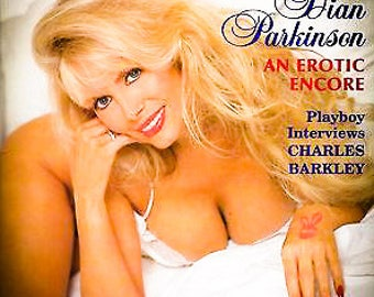 Vintage Playboy Magazine May 1993 Dian Parkinson Charles Barkley