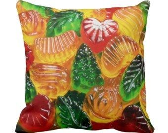 Jelly Jellies Sweets - Candy - Cushion