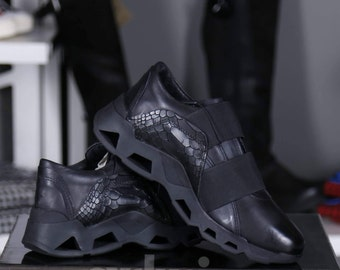 extravagant Genuine Leather shoes/sprort Genuine leather shoes/genuine leather sneakers