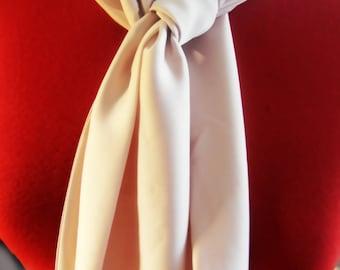 Inspired by Queenie Goldstein scarf Queenie scarf Queenie pink scarf Queenie silk scarf