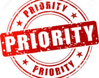 Priority Order Service