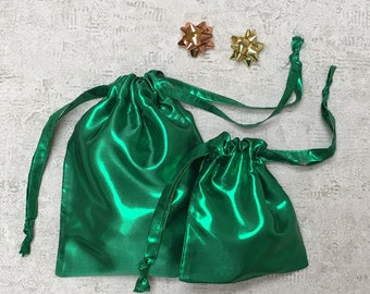 smallbags chiffon type green - sizes 2 - blade reusable bags - zero waste