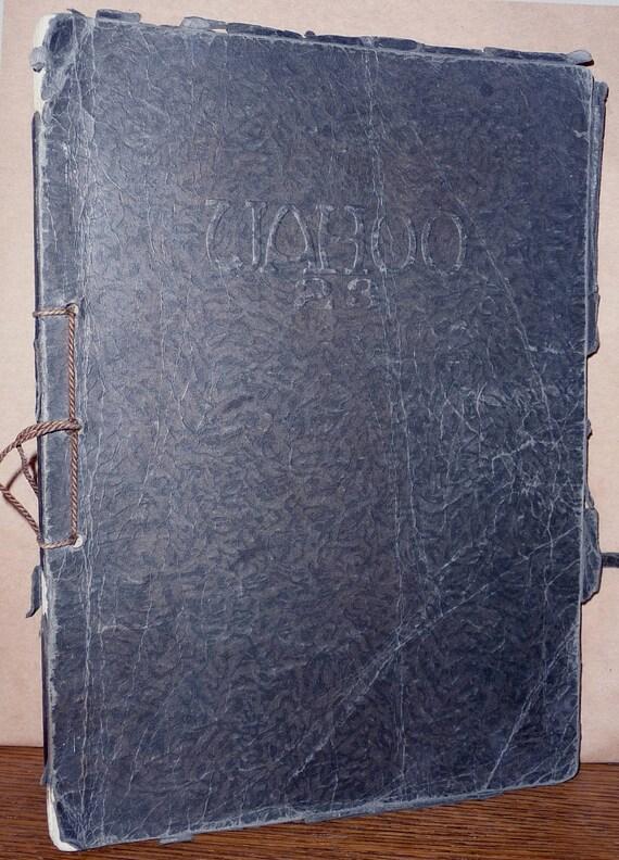 Dowagiac High School Yearbook (Annual) 1923 - The Wahoo - Michigan MI Cass County