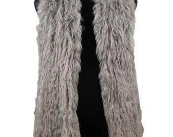 Vest in Grey Kalgan