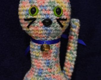 Crochet Cat-Kalahari