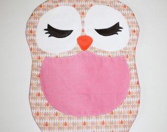 Pajama - bag Range cuddly OWL