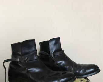 50's Vintage Jodhpur Boots Riding Boots Mens 12 USA made