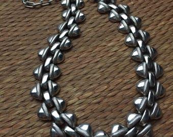 vintage 1960s chain necklace
