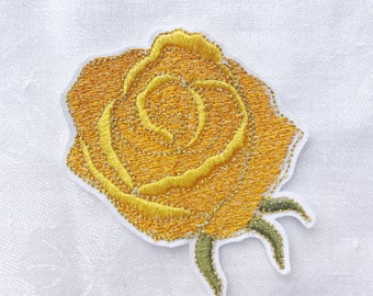 Golden Rose Patch