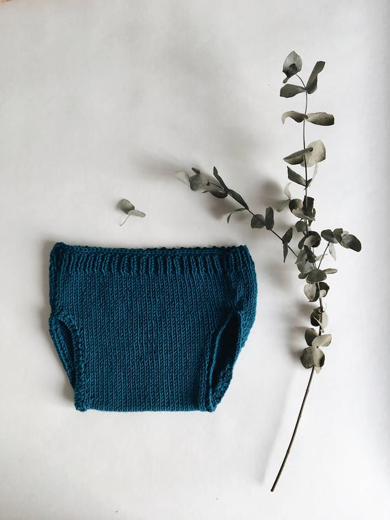 bloomers baby, baby bloomers, CARLOTTA blue night, handmade birthday gift, baby bloomers knitting workshop me gift