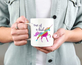 Unicorn Mug, Cute Unicorn Gifts, Unicorn Coffee Mug, Rainbow Unicorn Mug, Cute Unicorn Mug, Unique Unicorn Mug, Unicorn Lover, Gift for Her