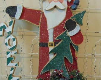 Farmhouse Santa Noel  SALE!