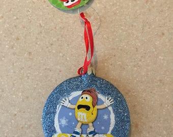 Kurt Adler m&m Christmas Ornament