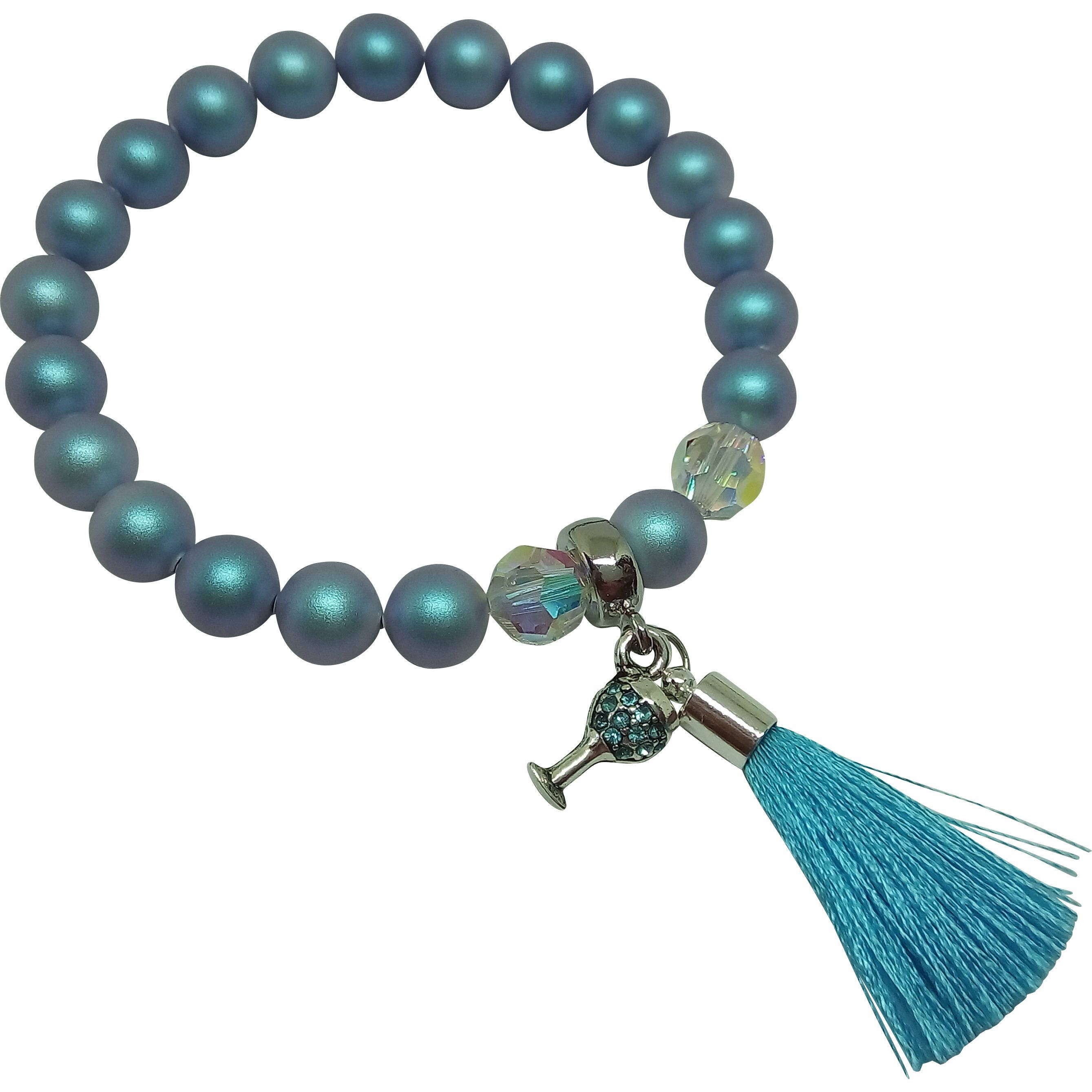 swarovski pearl bracelet swarovski bead bracelet swarovski
