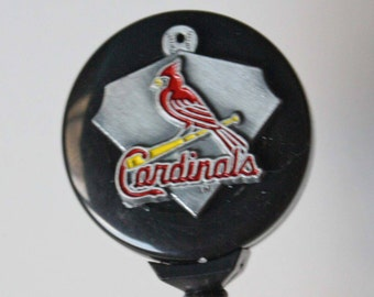 St Louis Cardinals Baseball Badge Reel