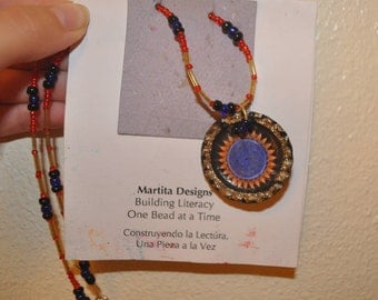 Handmade Necklace from Nicaragua