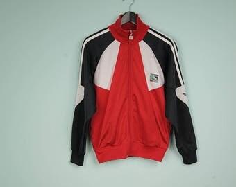 adidas experience colorblock jacket vintage sportswear adidas oldschool originals sweatshirt adidas hoodie postsoviet chic clothes